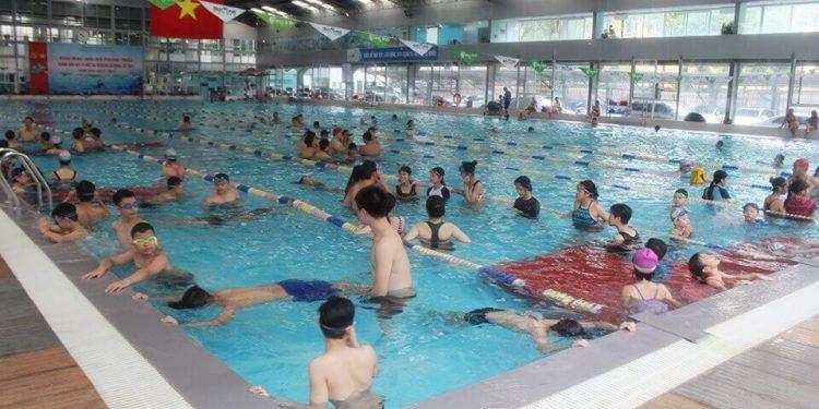 Bể bơi Olympia