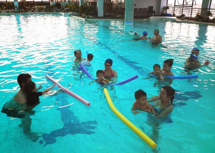 Bể Bơi Bốn Mùa Sense Aqua & Spa