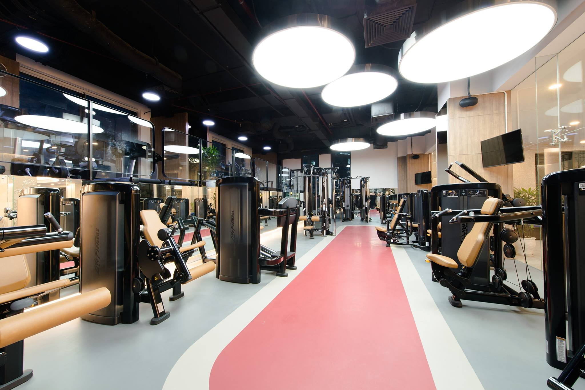 phòng tập jade fitness