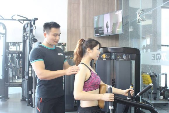 phòng tập jade fitness