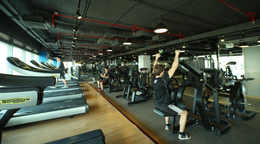 phòng tập Teekiu Sport & Fitness