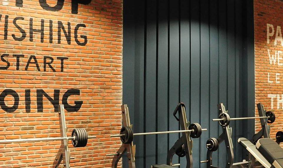 phòng tập F5 gym & Fitness Club