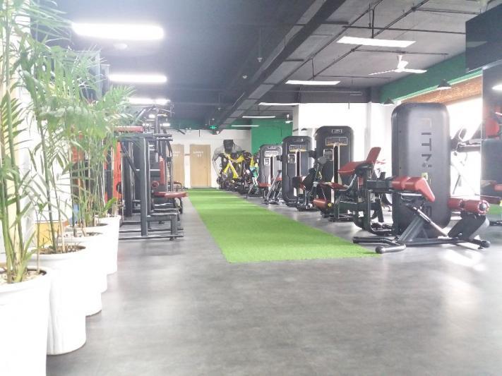 phòng tập gym quận hà đông