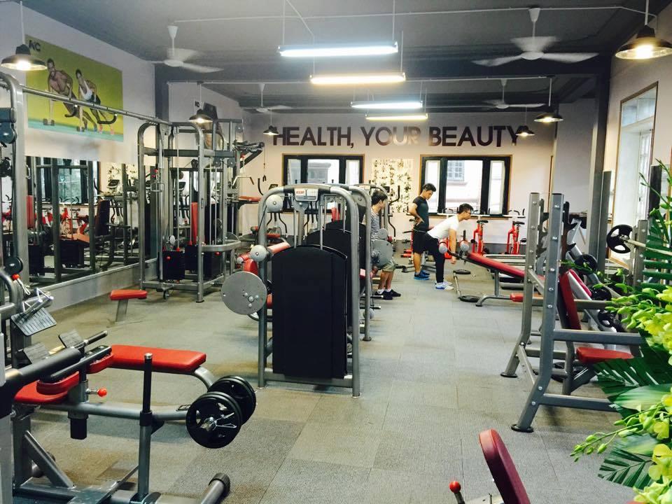 phòng tập gym quận đống đa