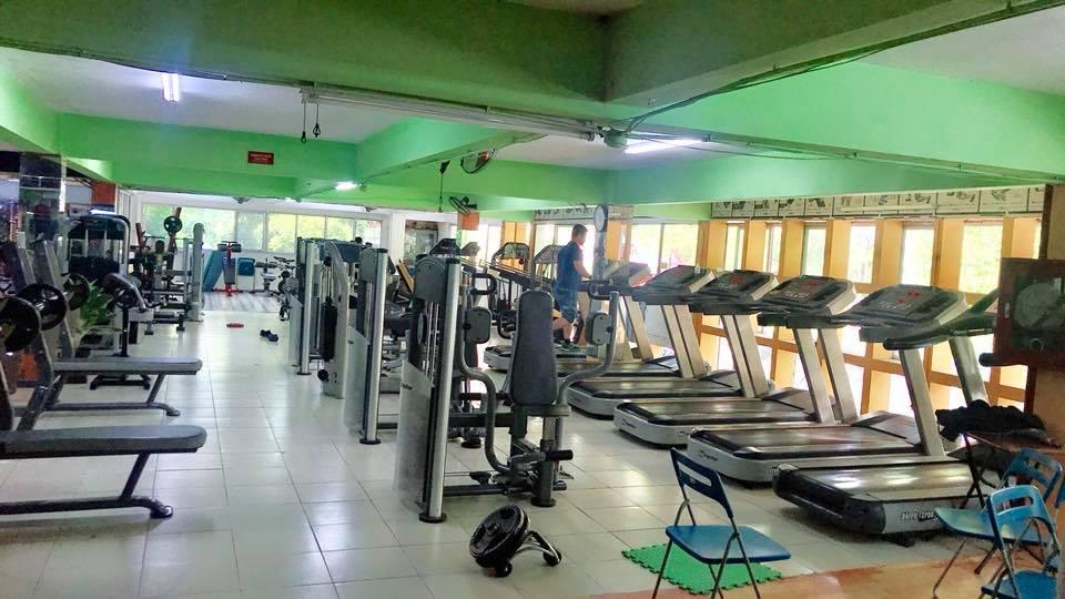 phòng tập gym quận long biên