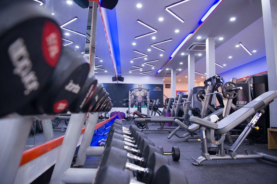 Phòng tập Aha Gym Club