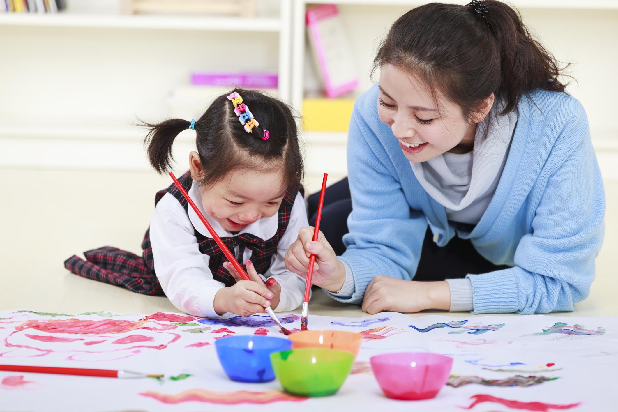 học tiếng anh cho trẻ em mẫu giáo