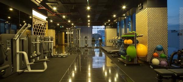 Phòng tập gym ở tp.hcm