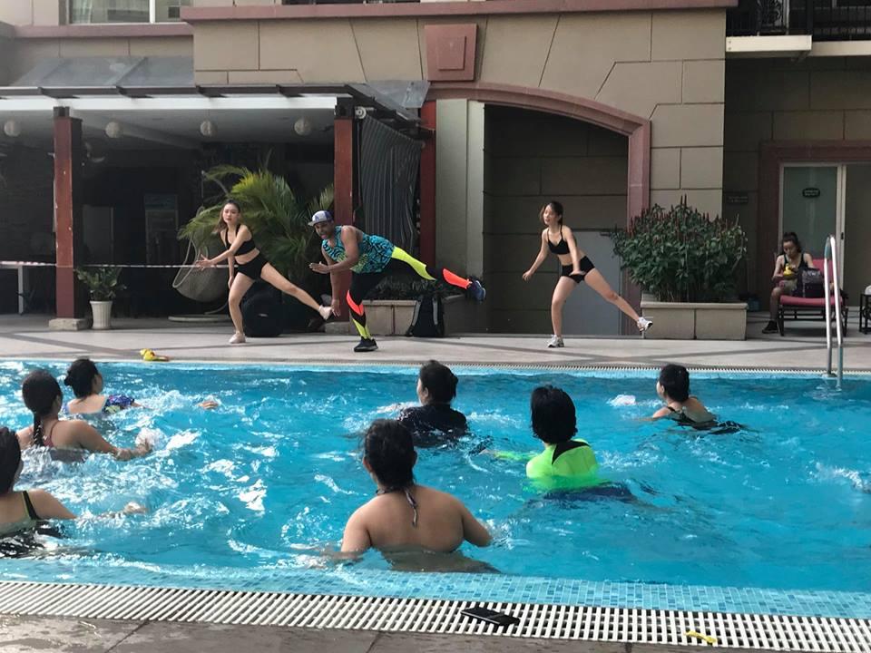 Phòng tập Star Fitness Saigon