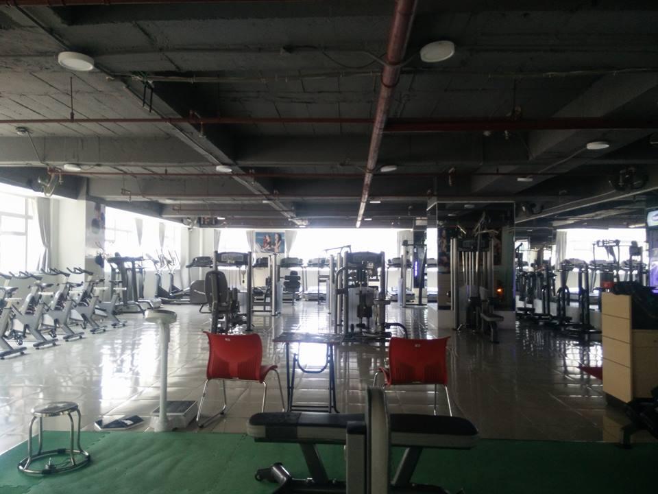 phòng tập gym quận Hoàng Mai