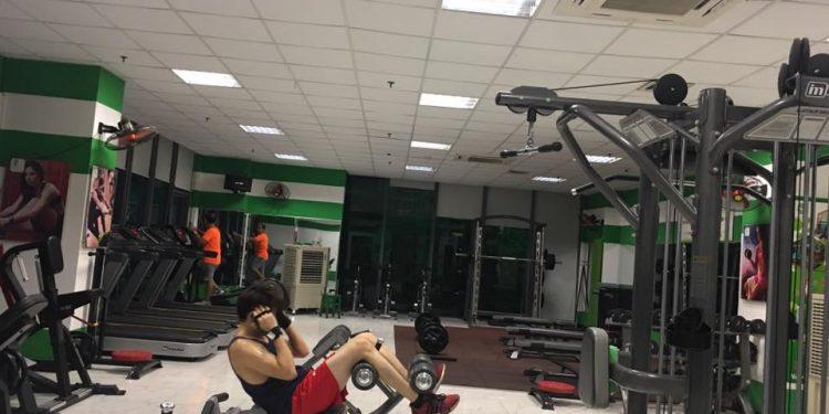 Phòng tập CLB Passion Fitness - Mỹ Đình