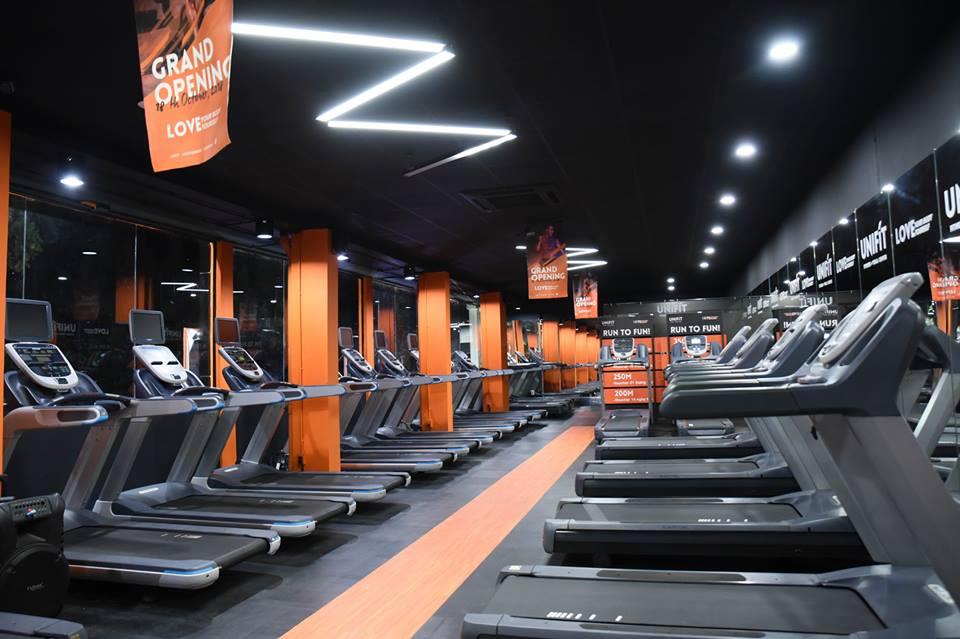 phòng tập gym quận 1