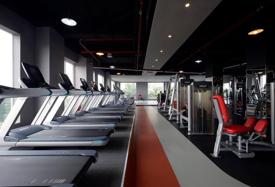 phòng tập gym quận 2