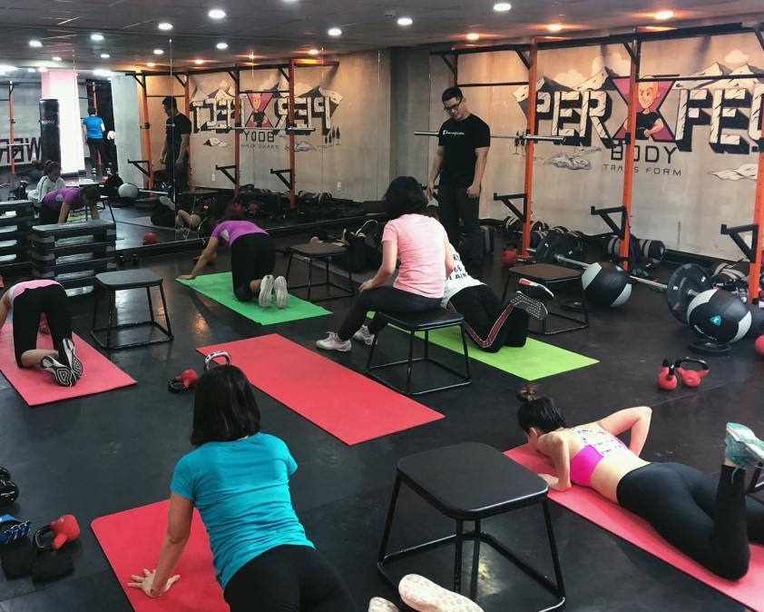 phòng gym quận 3