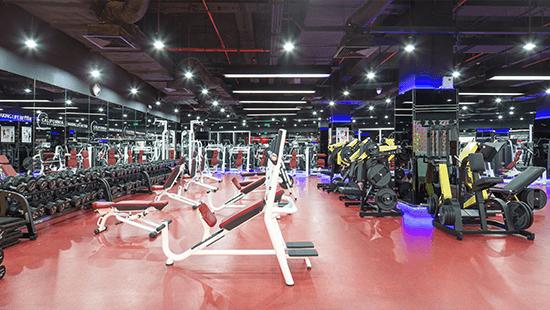 Phòng Tập Gym California quận 5