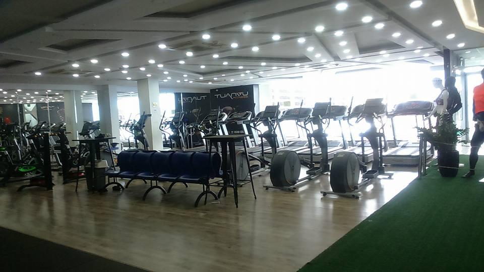Phòng tập Tuấn Vũ Fitness - Thành Công