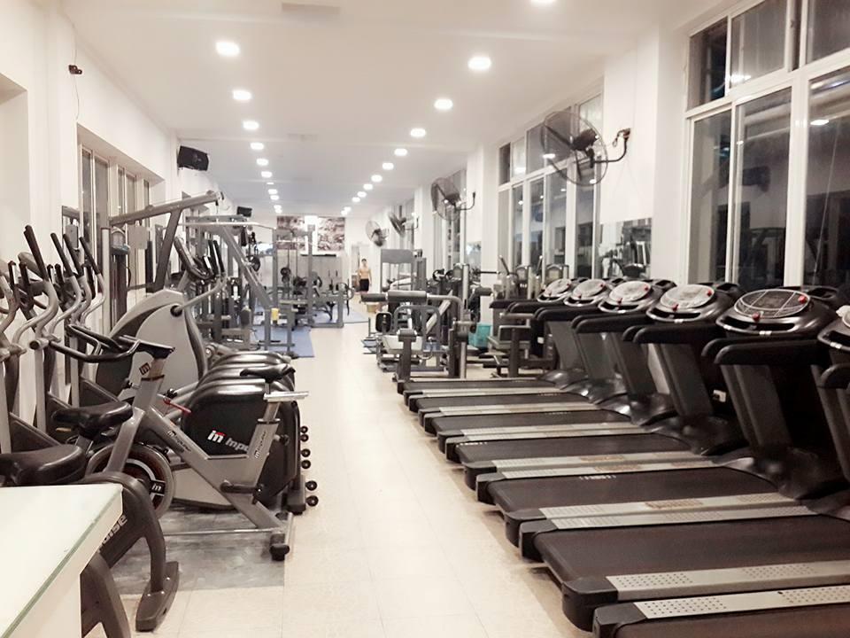 phòng tập gym quận Ba Đình