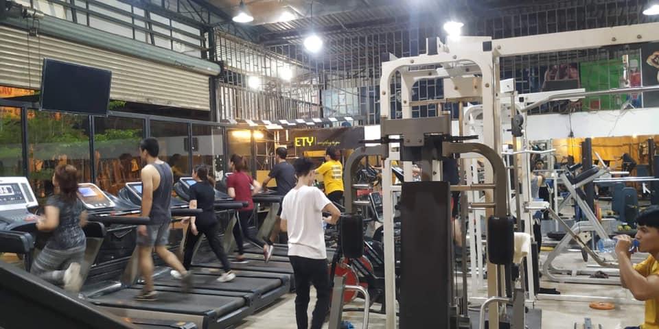 phòng tập gym quận 9