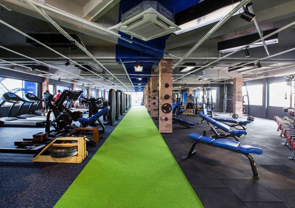 phòng tập Fox Fitness & Yoga Center
