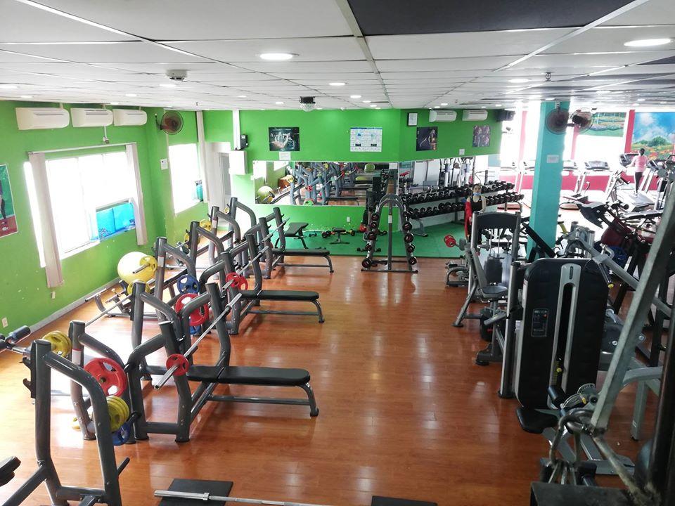 phòng tập gym thủ đức
