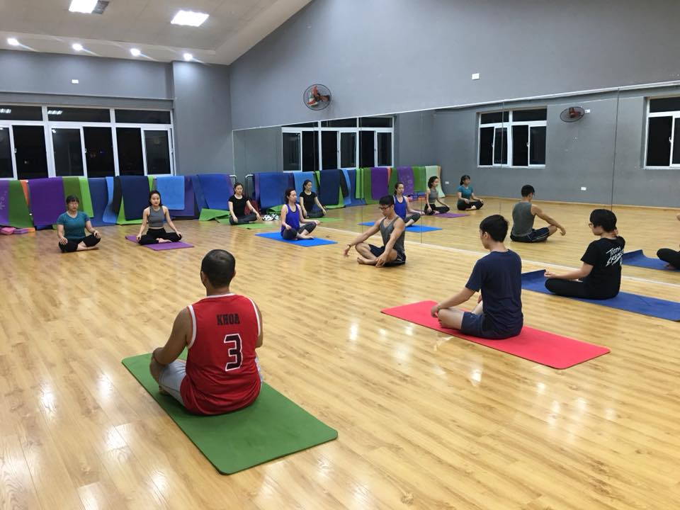 phòng tập yoga quận đống đa