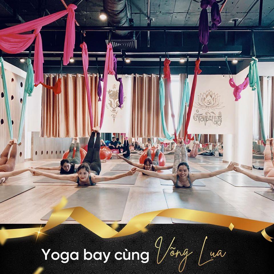lớp học yoga ở Thanh Xuân