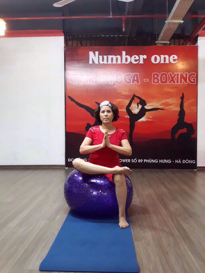 phòng tập yoga quận hà đông