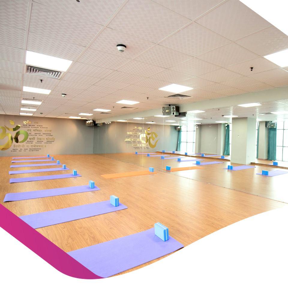 phòng tập yoga quận ba đình