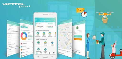 Viettel Post cũng là 1 trong những ứng dụng giao hàng, ship hàng tốt nhất hiện nay