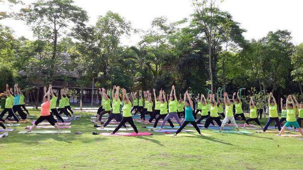 phòng tập yoga quận hoàn kiếm