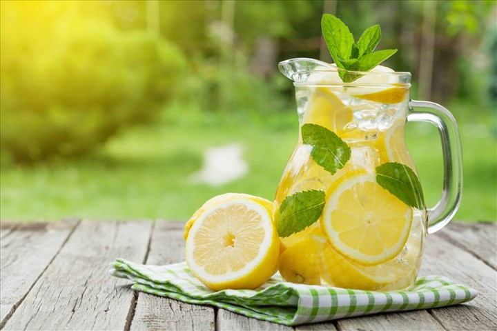 uống gì để giải độc gan