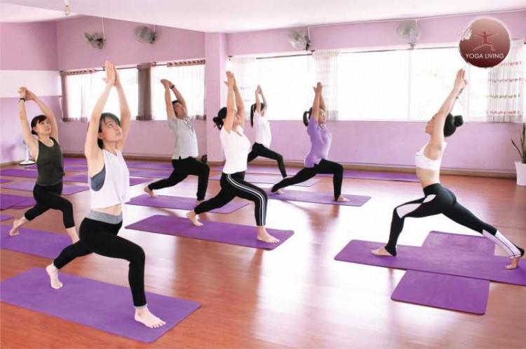 phòng tập yoga quận 1 tphcm tốt nhất hiện nay