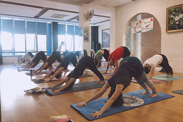 phòng tập yoga quận 2