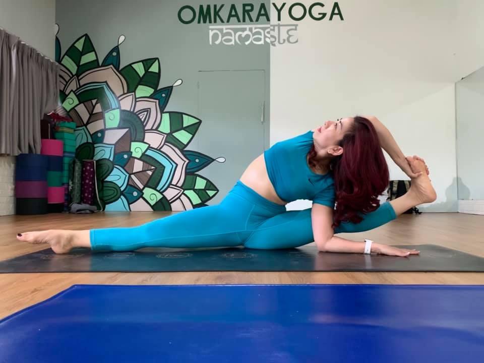 Phòng tập Omkara Yoga quận 3