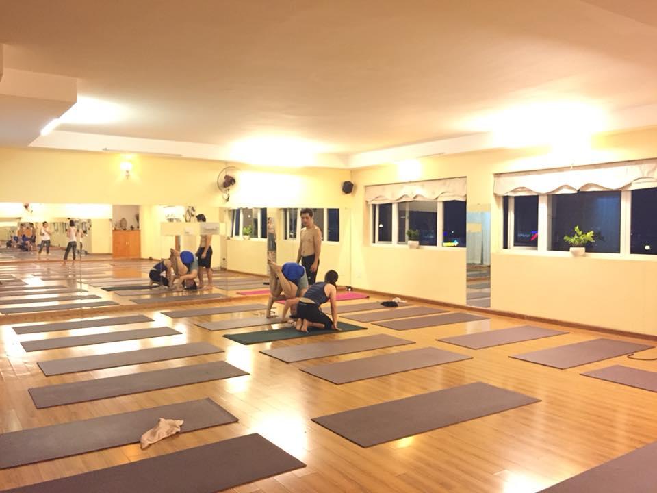 phòng tập yoga quận 3