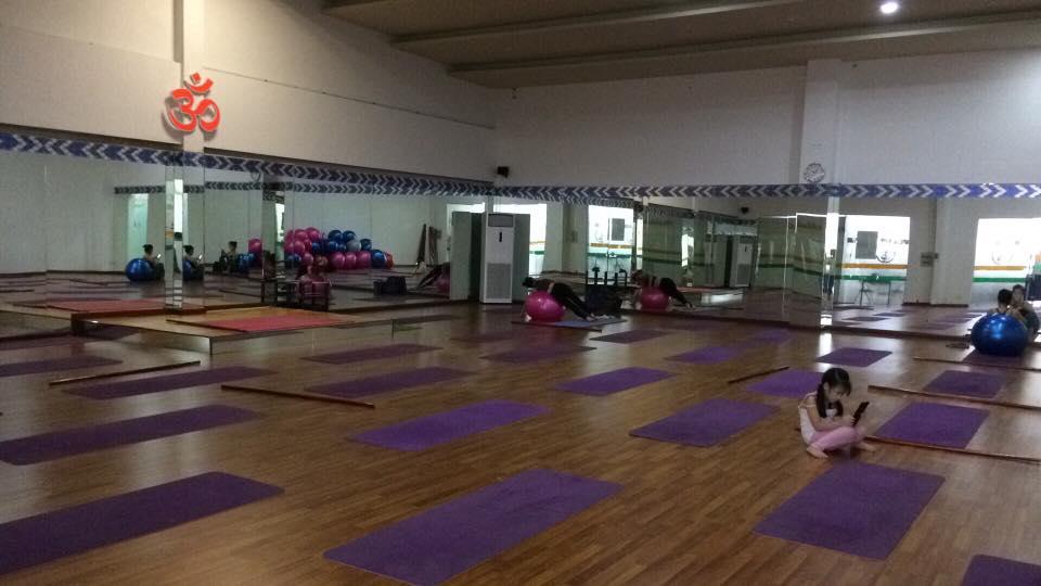 địa chỉ tập yoga quận 3