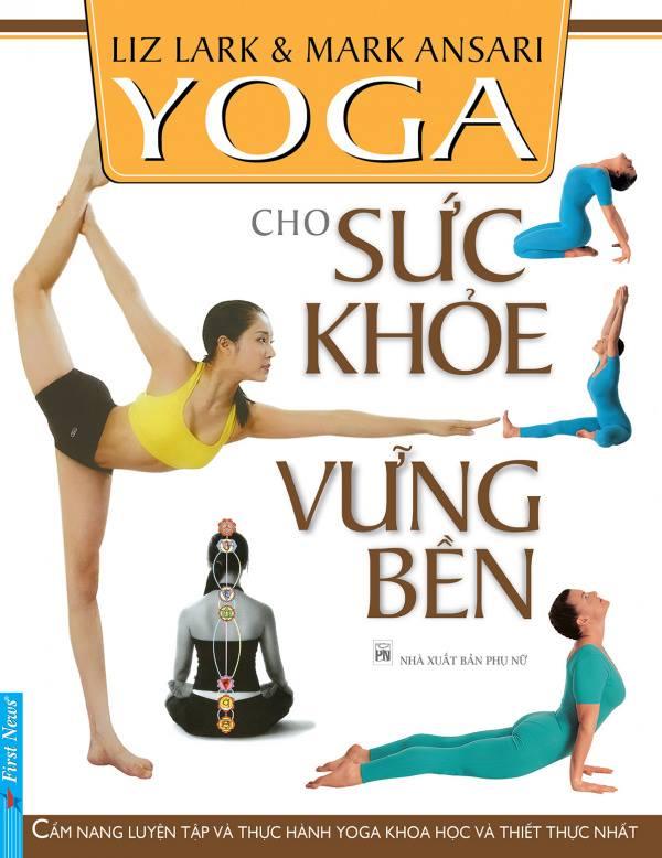 sách yoga hay