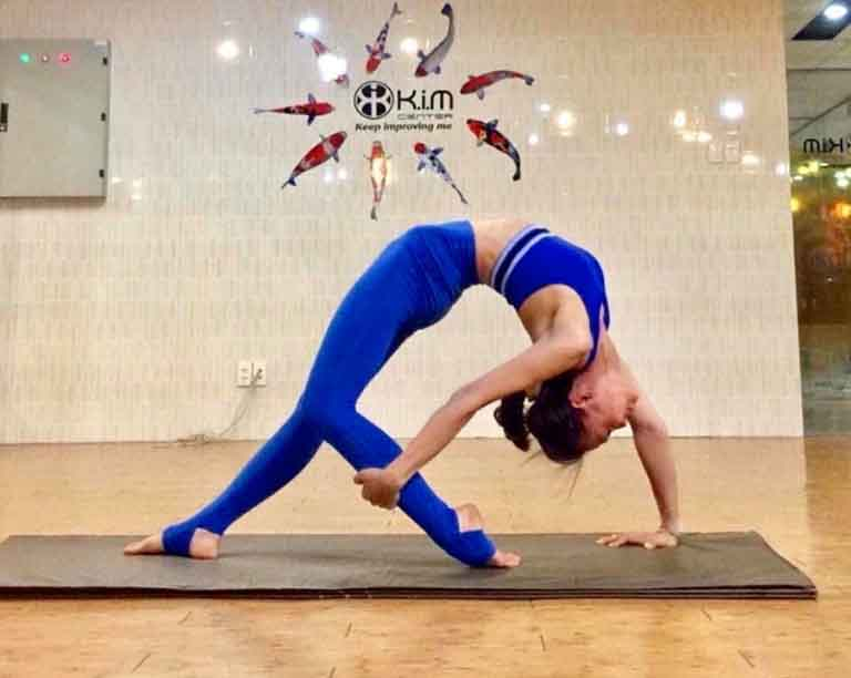 địa chỉ tập yoga chất lượng ở tp.hcm