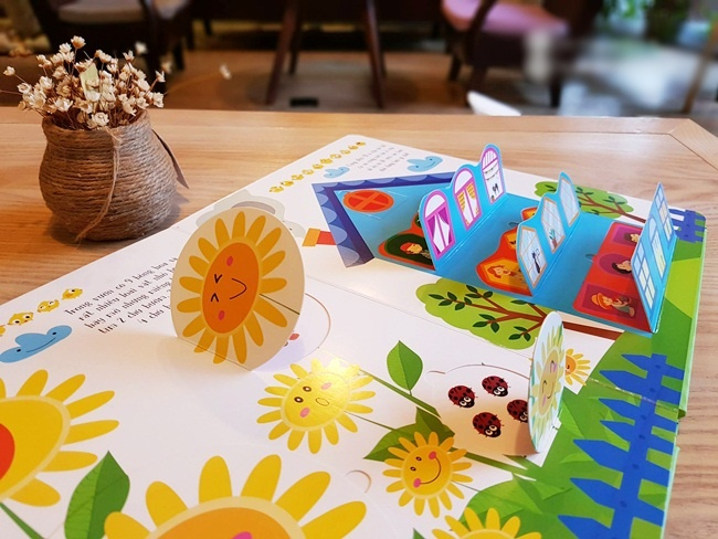 sách tương tác cho bé từ 2-6 tuổi