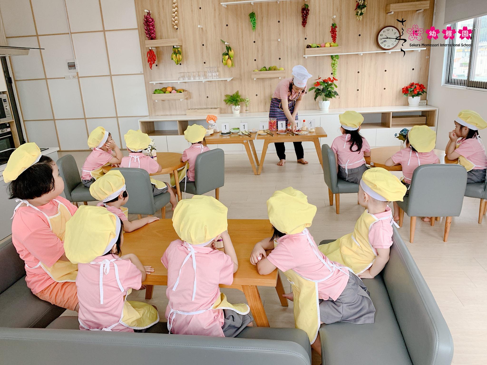 review Sakura Montessori